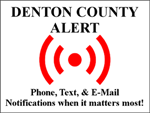 Denton County Emergency Notifications