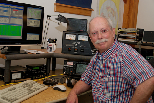 Gene is an Amateur Extra Class Operator with almost 40 years of experience.